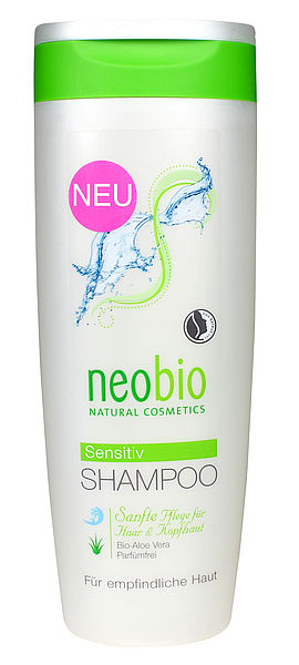 neobio šampón Sensitive 250ml