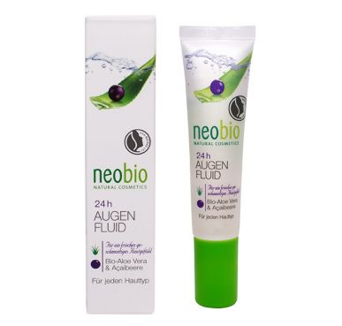 neobio 24h očný fluid 15ml