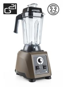 Blender Perfect smoothie Dark Brown RAW mixér - G21