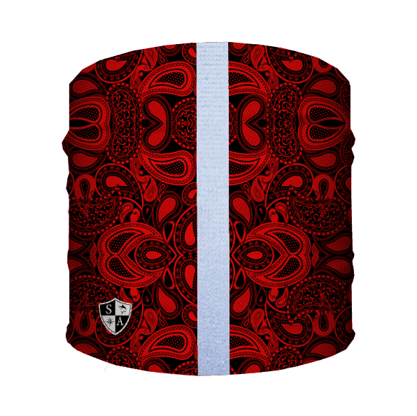 Dog Shields™ | SA Red Paisley