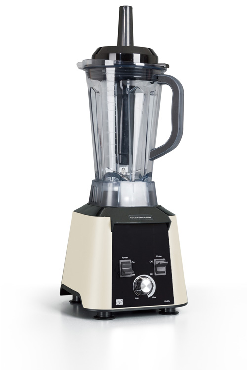 Blender Perfect smoothie Vitality cappuccino RAW mixér - G21