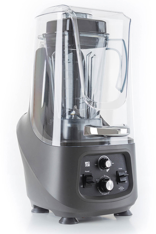 Blender Perfect Smoothie Acoustic Black - G21