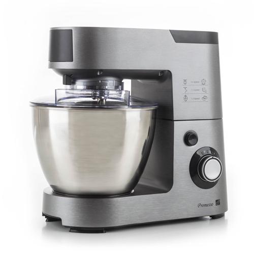 378e3d4489b4 G21 Promesso Iron Grey kuchynský robot empty