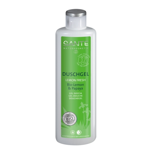 Sprchový gél Lemon Fresh 200ml - SANTE