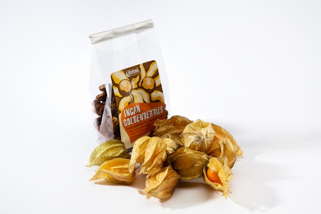 Incan Goldenberries - Physalis Peruviana sušené BIO 100g, Lifefood