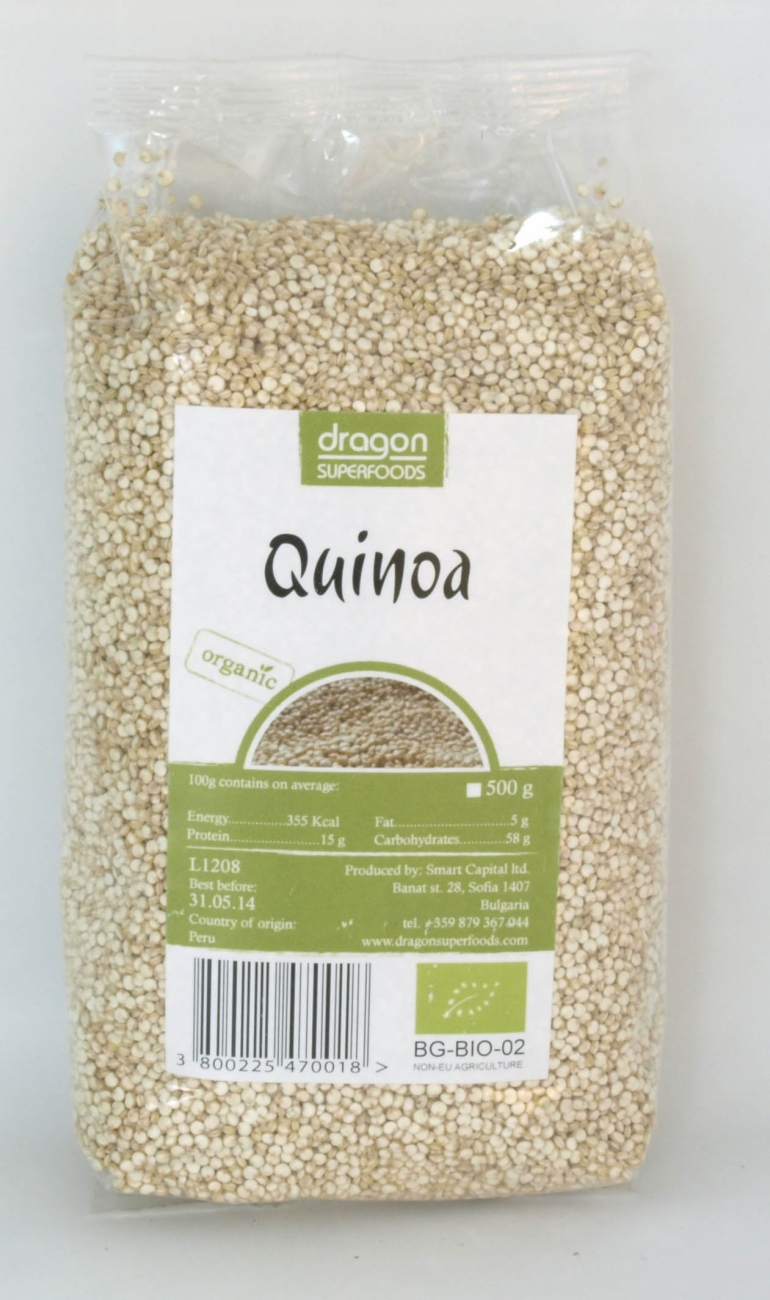 Quinoa 300g BIO - Dragon Superfoods